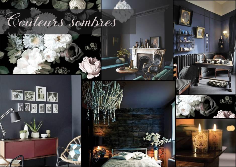 déco blog décoration couleurs sombres tamisé décorateur décoratrice rouen paris design designer architecture intérieur interior conseils tendances diy